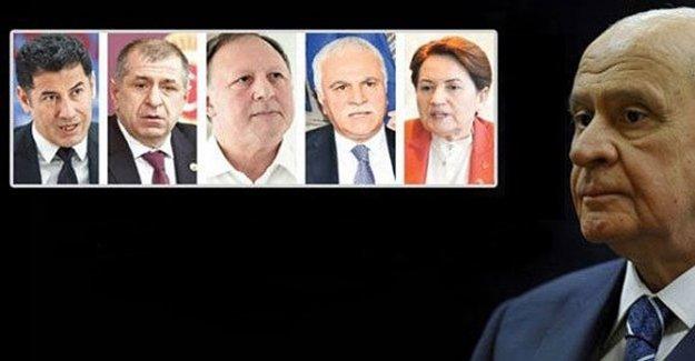 Mahkeme MHP'de Olağanüstü Kurultay Yapılacak Dedi