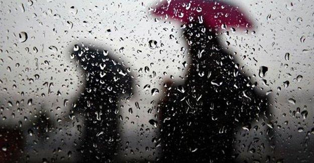 Meteoroloji Uyardı! O Bölgelere Kuvvetli Yağış Geliyor!