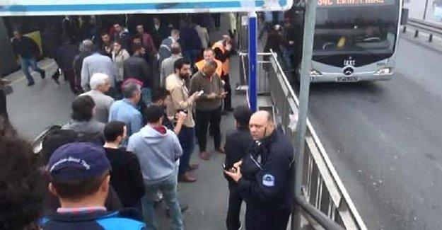 Metrobüs Bombacısı Yakalandı