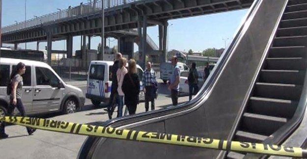 Metrobüste Bomba Paniği: Seferler Normale Döndü