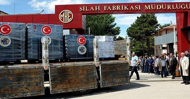 MKE Müdürü Türkiye'nin Sırlarını 1 Milyon'a Sattı