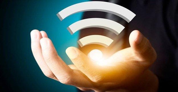 Süper 'Wifi' Geliyor