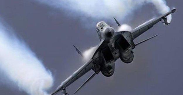 Suriye'de İslam Ordusu Savaş Uçağı Düştü