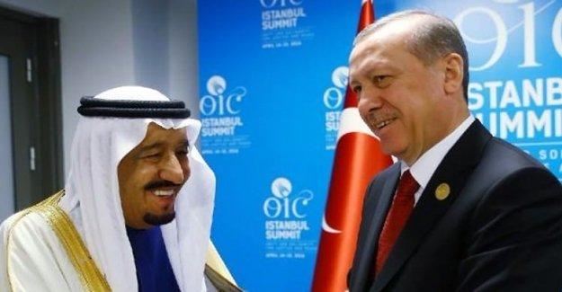 Suudi-Türk Koordinasyon Konseyi Kuruldu