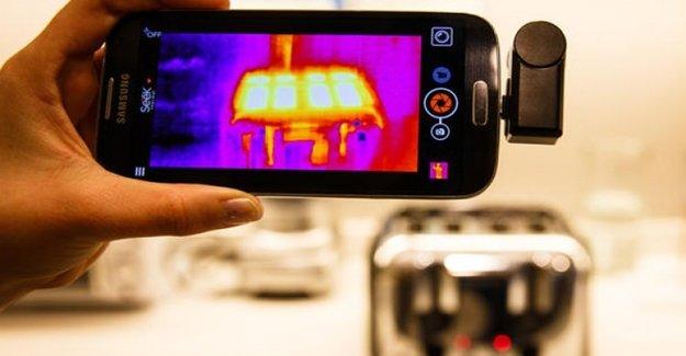 Termal Kamera Artık Akıllı Telefonlarda