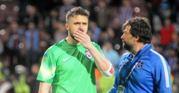 Trabzonspor'dan Flaş Onur Kıvrak Kararı