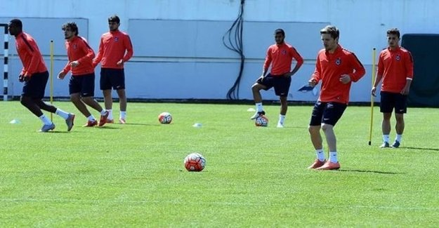 Trabzonspor Medipol Başakşehir Maçına Doğru