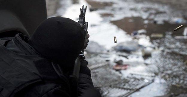 TSK: 20 PKK'lı Etkisiz Hale Getirildi