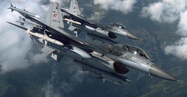 TSK Açıkladı: 12 Uçakla Vurduk