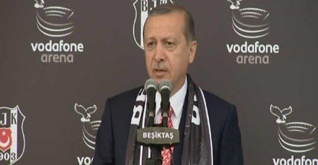 Vodafone Arena Beşiktaş Stadı Resmen Açıldı