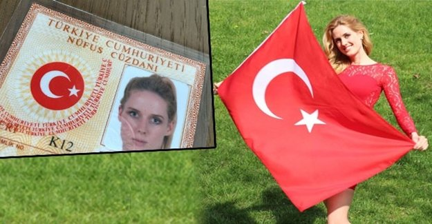 Wilma Elles Türk Vatandaşı Oldu