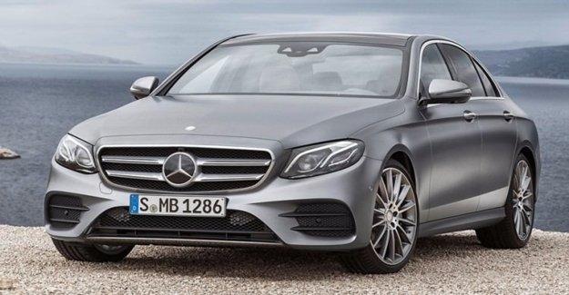 Yeni Mercedes'in Fiyatı Belli Oldu