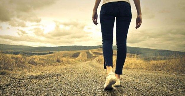Yürüyüş Yaparken Dikkat Edilmesi Gerekenler