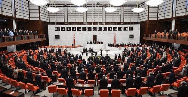 16 Dokunulmazlık Dosyası Meclis Başkanlığına Sunuldu