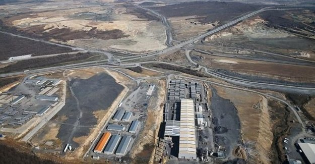 3. Havalimanı İnşaatında Yerli Ürün Kullanılacak