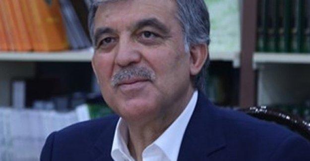 Abdullah Gül'den Cemaat İddialarını Sert Tepki