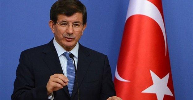 Ahmet Davutoğlu'nun Yol Haritası Belli Oldu