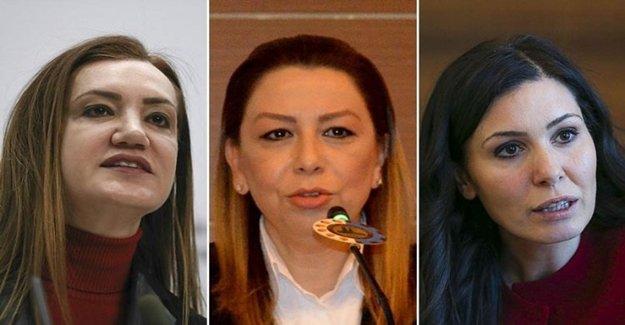 Ak Parti'nin 'A Takımı'ndaki 3 Kadın