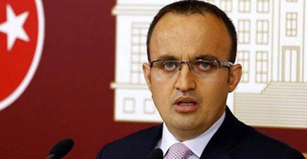AKP'li Turan'dan Dokunulmazlık Açıklaması