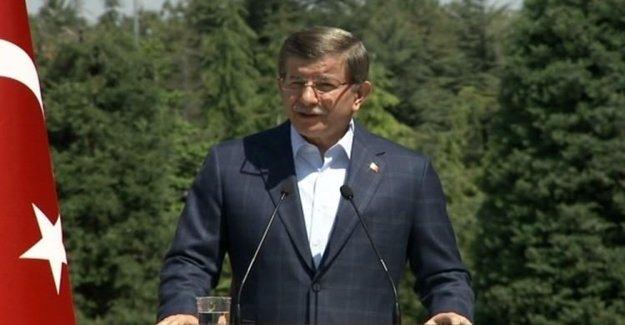 Başbakan'dan Gaziantep Saldırısına İlk Açıklama