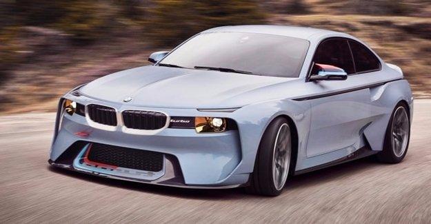 BMW 'Geçmişe Saygı' Modelini Çıkardı
