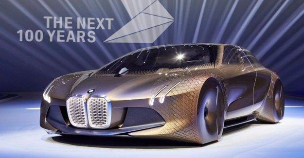 BMW'nin Sürücüsüz Araçları Geliyor