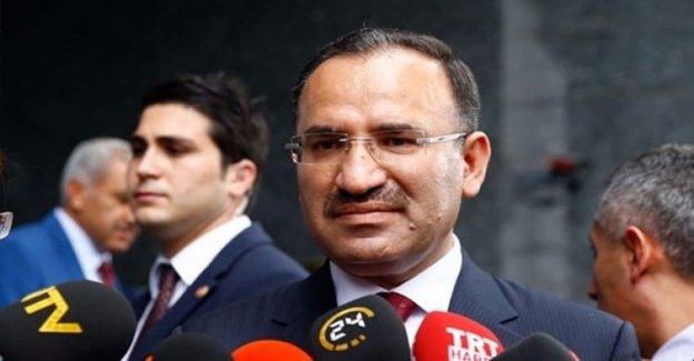 Bozdağ, CHP Ve HDP'nin Tutumunu Eleştirdi!