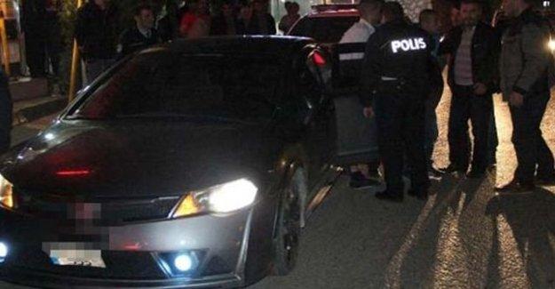 Bursa'da Bomba Yüklü Araç Alarmı! Polisi Harekete Geçirdi