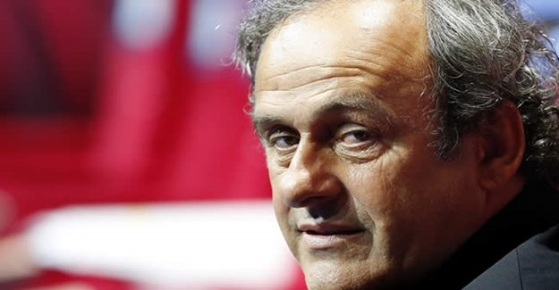 CAS'tan Michel Platini Kararı!