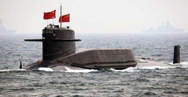Çin, Pasifik'e Nükleer Silahlı Denizaltı Gönderecek