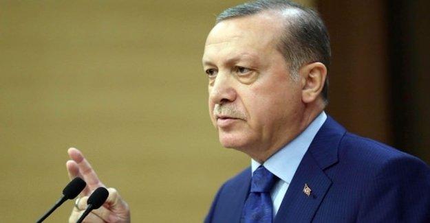 Cumhurbaşkanı Erdoğan, Bunu İlk Kez Yapacak!