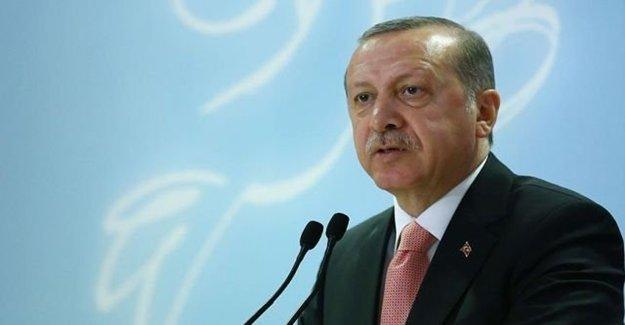 Cumhurbaşkanı Erdoğan'dan Savaş Sinyali