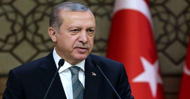 Cumhurbaşkanı Erdoğan'dan Kongre İçin İlk Yorum