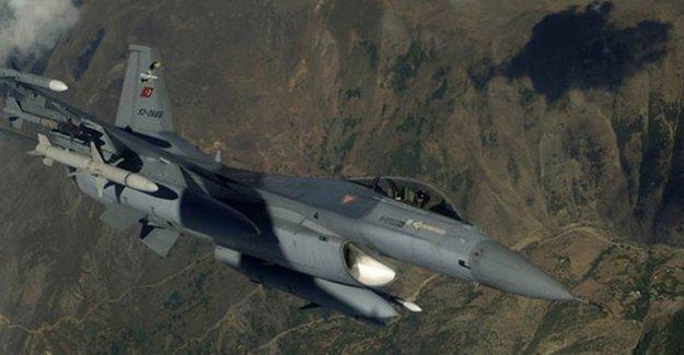 Diyarbakır'a 25 Adet F-16 Takviyesi