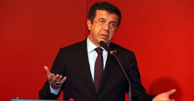 Ekonomi Eski Bakanı Zeybekci'den Davutoğlu'na Veda Mesajı