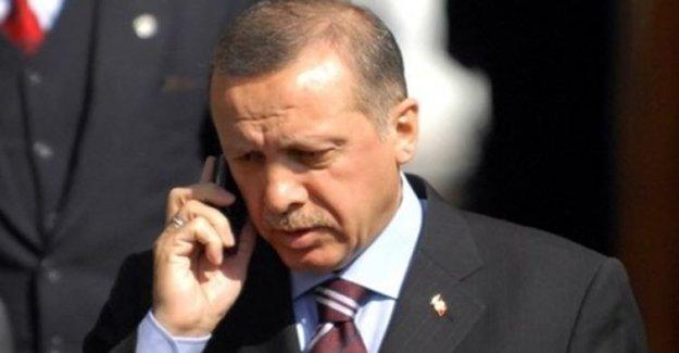 Erdoğan Gaziantep'teki Saldırı Hakkında Bilgi Aldı