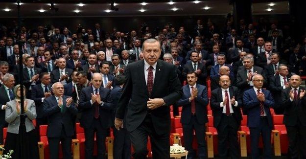 Erdoğan'ın 24 Saati Nasıl Geçiyor?