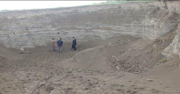Ermenistan Sınırındaki Köyde Büyük Şaşkınlık