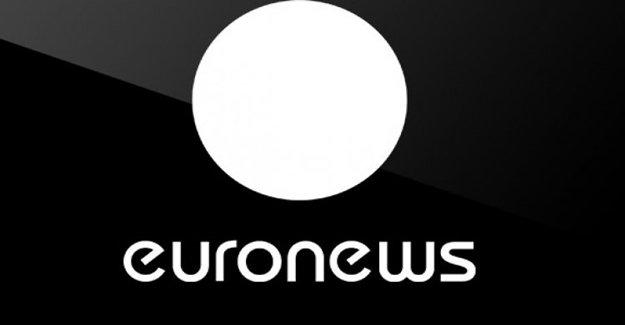 Euronews'ten Küstah Davutoğlu Tweeti