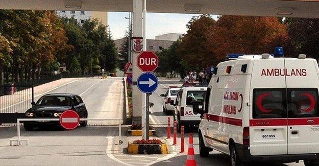 GATA'da Tedavi Gören Polis Şehit Düştü!