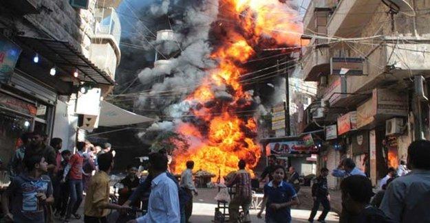 Halep'te Ateşkes Uzatıldı