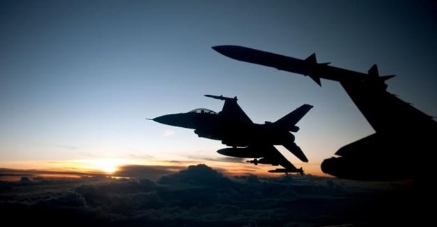 Hava Harekâtında 18 PKK'lı Öldürüldü