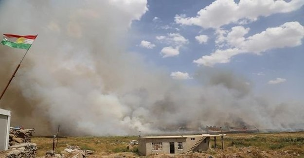 Irak'ta Çatışmalar Şiddetlendi