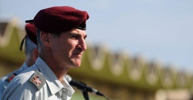 İsrailli General Konuştu: Ülke Karıştı!