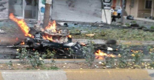 İstanbul Sancaktepe'de Patlama!!! Yaralılar Var