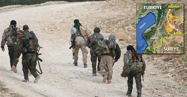 İşte PKK'nın Yeni Hedefi! TSK Harekete Geçti…