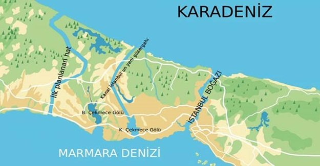 Kanal İstanbul İçin Önemli Açıklama