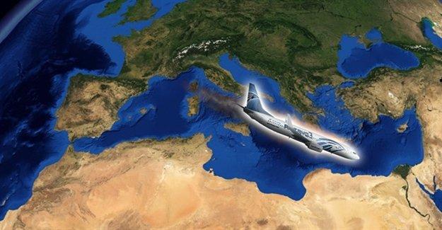 Kayıp Uçakla İlgili Çarpıcı Detay!