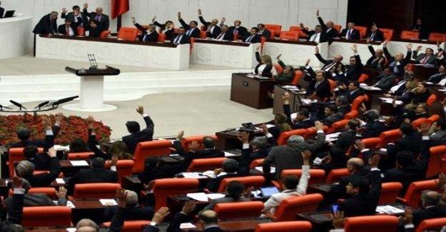 Meclis'te Dokunulmazlık Oylamasında Sürpriz Sonuç!