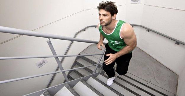Merdiven Çık Beynin Yaşlanmasın!